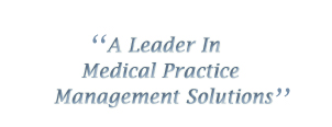 A Leader In Medical Practice Management Solutions
